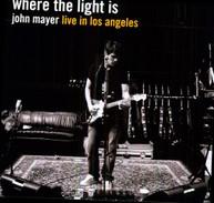 JOHN MAYER - WHERE THE LIGHT IS (IMPORT) VINYL