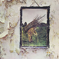 LED ZEPPELIN - LED ZEPPELIN IV (180GM) VINYL