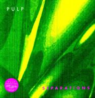 PULP - SEPARATIONS (180GM) (REISSUE) VINYL