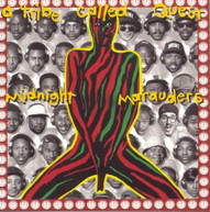 TRIBE CALLED QUEST - MIDNIGHT MARAUDERS VINYL