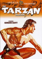 TARZAN COLLECTION: STARRING GORDON SCOTT (6PC) DVD