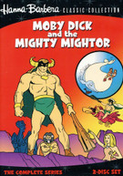 MOBY DICK & THE MIGHTY MIGHTOR: COMPLETE SERIES DVD