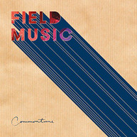 FIELD MUSIC - COMMONTIME (180GM) VINYL