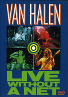 VAN HALEN - LIVE WITHOUT A NET DVD