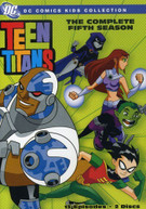 TEEN TITANS: COMPLETE FIFTH SEASON (2PC) DVD
