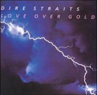 DIRE STRAITS - LOVE OVER GOLD (IMPORT) VINYL
