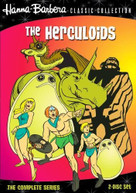 HERCULOIDS: THE COMPLETE SERIES (2PC) DVD
