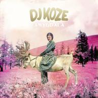 DJ KOZE - AMYGDALA VINYL
