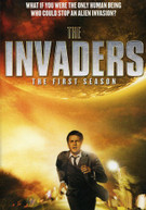INVADERS: SEASON ONE (5PC) DVD