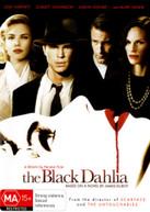 THE BLACK DAHLIA (2006) DVD