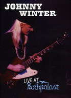 JOHNNY WINTER - LIVE ROCKPALAST 1979 DVD