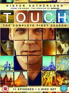 TOUCH - SEASON 1 (UK) DVD