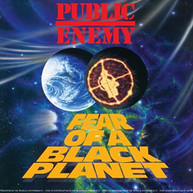 PUBLIC ENEMY - FEAR OF A BLACK PLANET VINYL