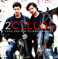 2CELLOS - 2CELLOS (180GM) VINYL