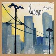 LUCERO - ALL A MAN SHOULD DO (UK) VINYL