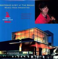 ANTONIO LYSY CAPITOL ENSEMBLE - ANTONIO LYSY AT THE BROAD - ANTONIO VINYL