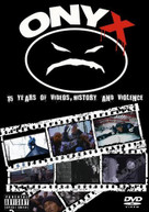ONYX - 15 YEARS OF VIDEOS HISTORY & VIOLENCE DVD