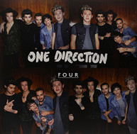 ONE DIRECTION - FOUR (GATE) VINYL