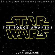 STAR WARS: THE FORCE AWAKENS 3D HOLOGRAPHIC SOUNDTRACK VINYL