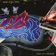 PANIC AT THE DISCO - DEATH OF A BACHELOR VINYL
