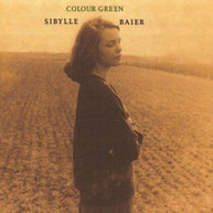 SIBYLLE BAIER - COLOUR GREEN VINYL