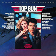 TOP GUN SOUNDTRACK VINYL