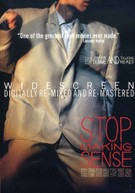 TALKING HEADS - STOP MAKING SENSE DVD