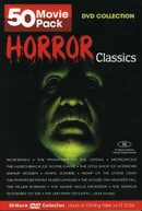 HORROR CLASSICS (12PC) DVD