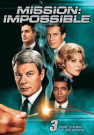 MISSION IMPOSSIBLE: COMPLETE THIRD TV SEASON (7PC) DVD