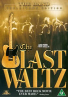 LAST WALTZ THE (UK) DVD