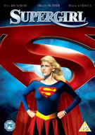 SUPERGIRL (UK) DVD