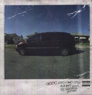 KENDRICK LAMAR - GOOD KID: M.A.A.D CITY VINYL