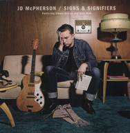 JD MCPHERSON - SIGNS & SIGNIFIERS VINYL