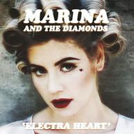 MARINA & THE DIAMONDS - ELECTRA HEART VINYL