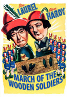 MARCH OF THE WOODEN SOLDIERS DVD