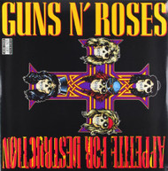 GUNS N ROSES - APPETITE FOR DESTRUCTION (180GM) (REISSUE) VINYL