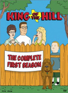KING OF THE HILL: COMPLETE SEASON 1 (3PC) DVD