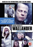 WALLANDER - FILMS 1 TO 7 (UK) DVD