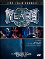 TEN YEARS AFTER - LIVE FROM LONDON DVD