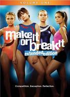 MAKE IT OR BREAK IT 1 (2PC) (EXTENDED) DVD