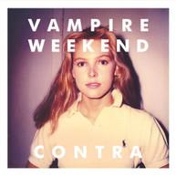VAMPIRE WEEKEND - CONTRA (180GM) VINYL