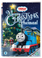 THOMAS & FRIENDS - MERRY CHRISTMAS THOMAS (UK) DVD