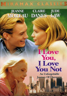 I LOVE YOU I LOVE YOU NOT (1996) (WS) DVD