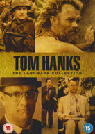 TOM HANKS COLLECTION (UK) DVD