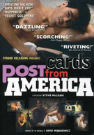 POSTCARDS FROM AMERICA DVD