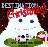 SUPERIONS - DESTINATION: CHRISTMAS VINYL