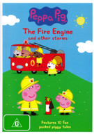 PEPPA PIG: FIRE ENGINE AND OTHER STORIES (2009) DVD
