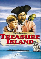 TREASURE ISLAND (1950) - DVD