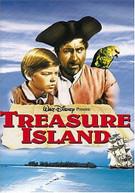 TREASURE ISLAND (1950) - DVD