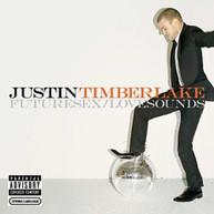 JUSTIN TIMBERLAKE - FUTURESEX/LOVESOUNDS VINYL